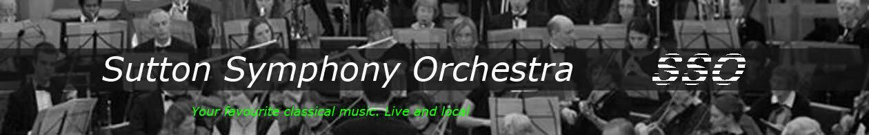 Sutton Symphony Orchestra